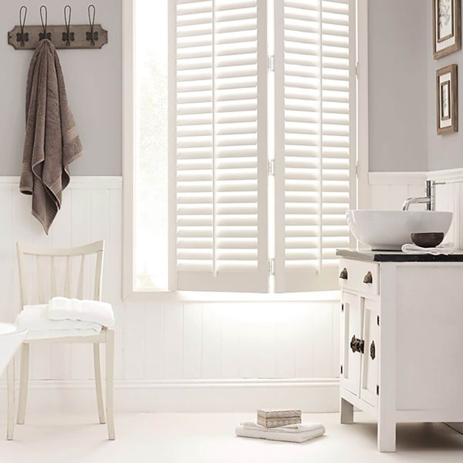 Plantation Shutters | PVC Roller Blinds