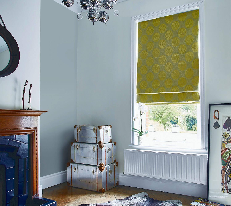 Globe Mimosa | PT Fabrics Roman Blinds