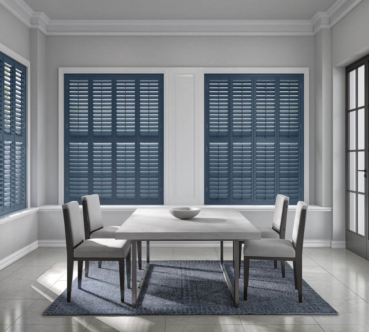 Hampton Drift Shutters