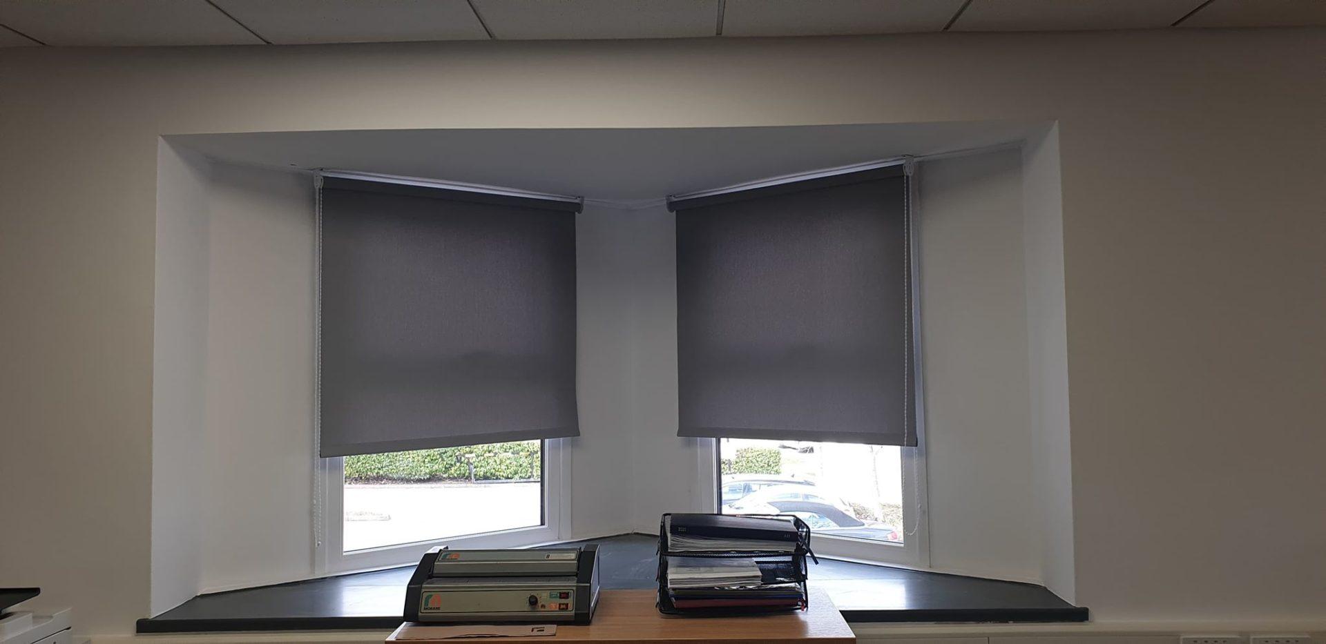 Office blinds stoke