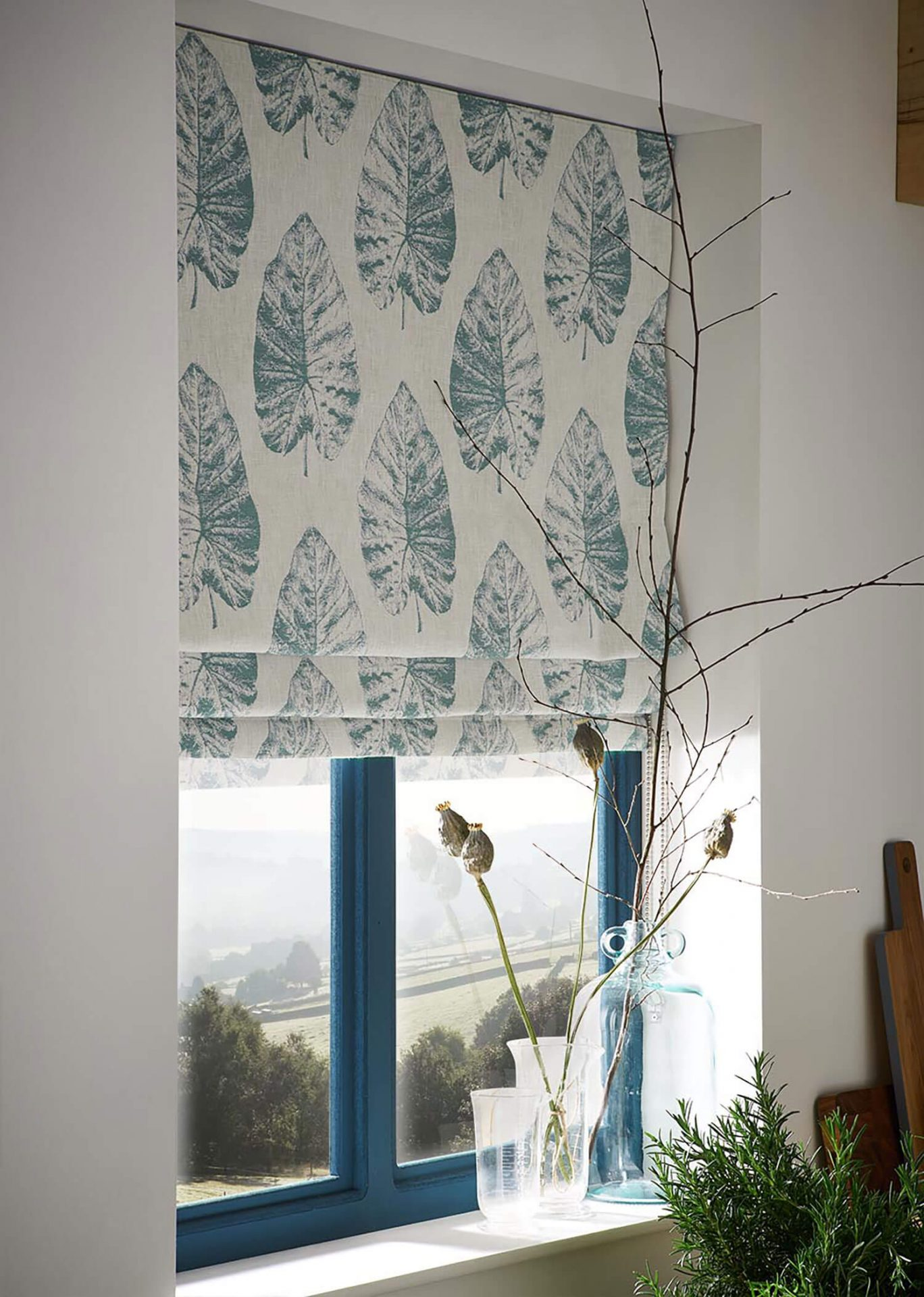 Laurie Wedgwood | iLiv Roman Blinds