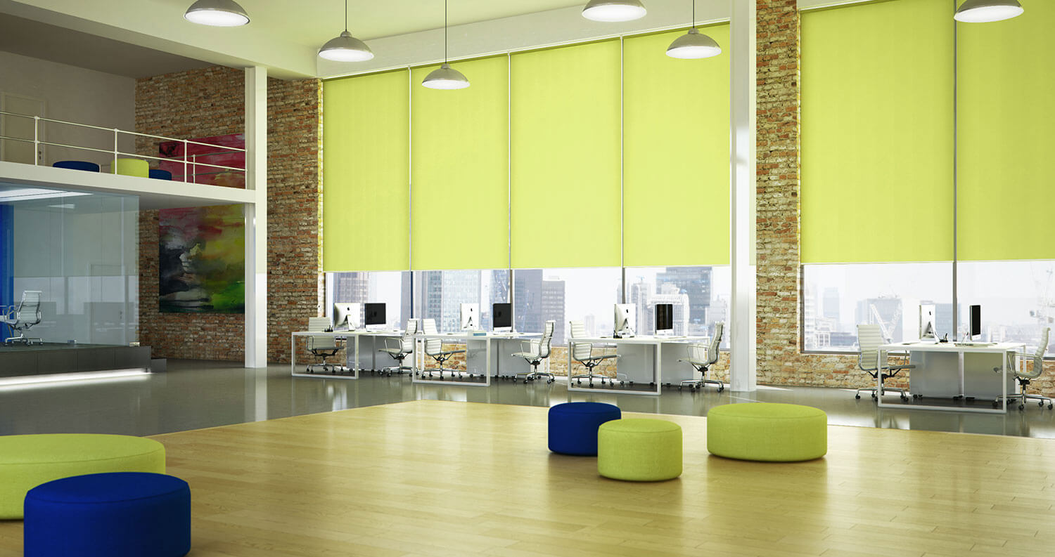 Unicolour | Commercial Roller Blinds
