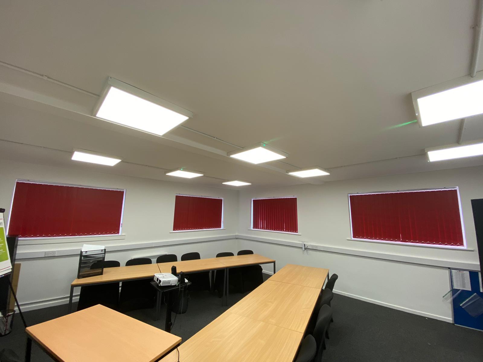 School blinds in stoke