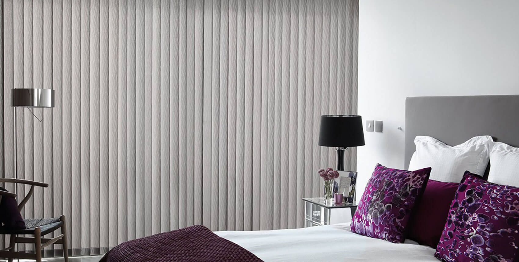 Legacy Stone | Vertical Blind