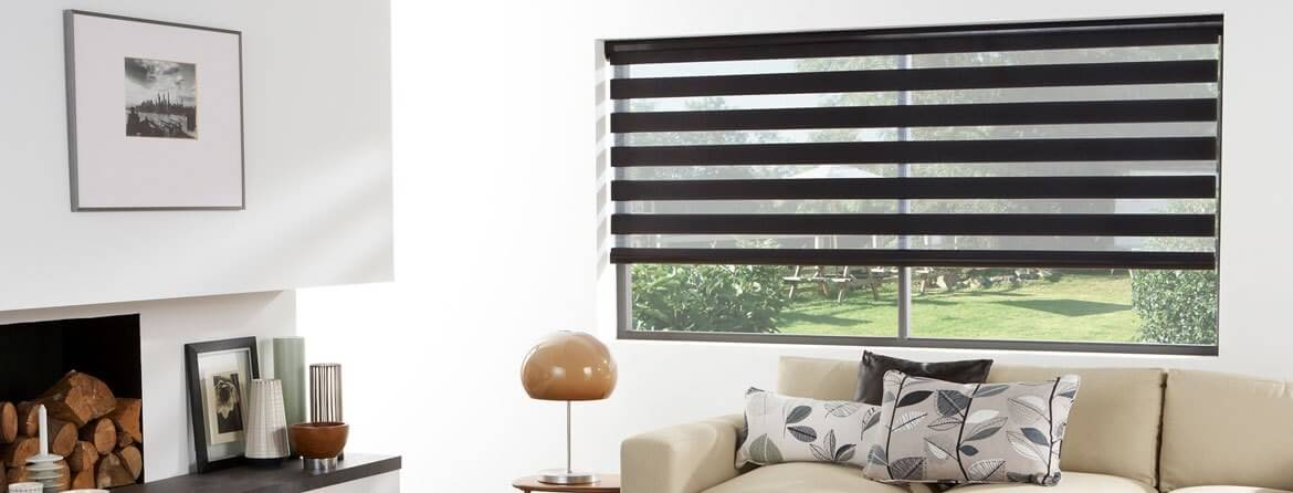 Capri Black | Vision Blinds