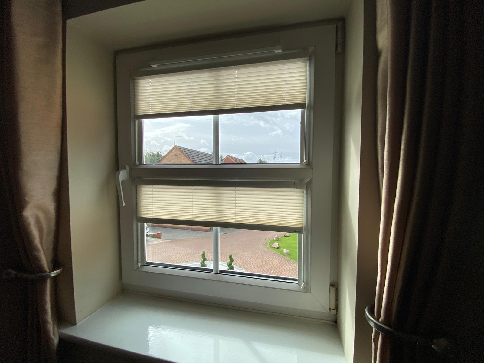 Micro INTU blinds