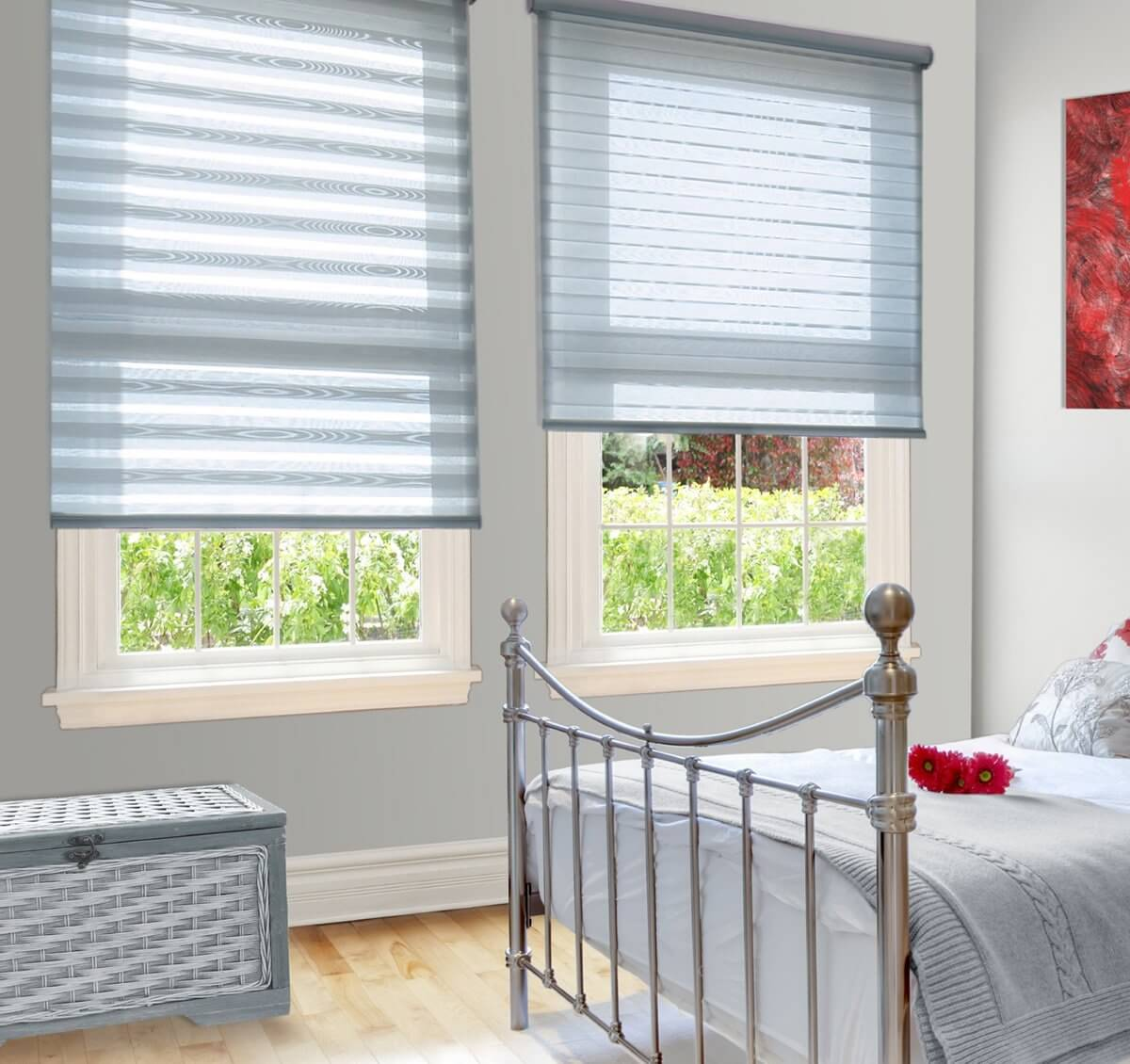 Diamond Silver | Vision Blinds