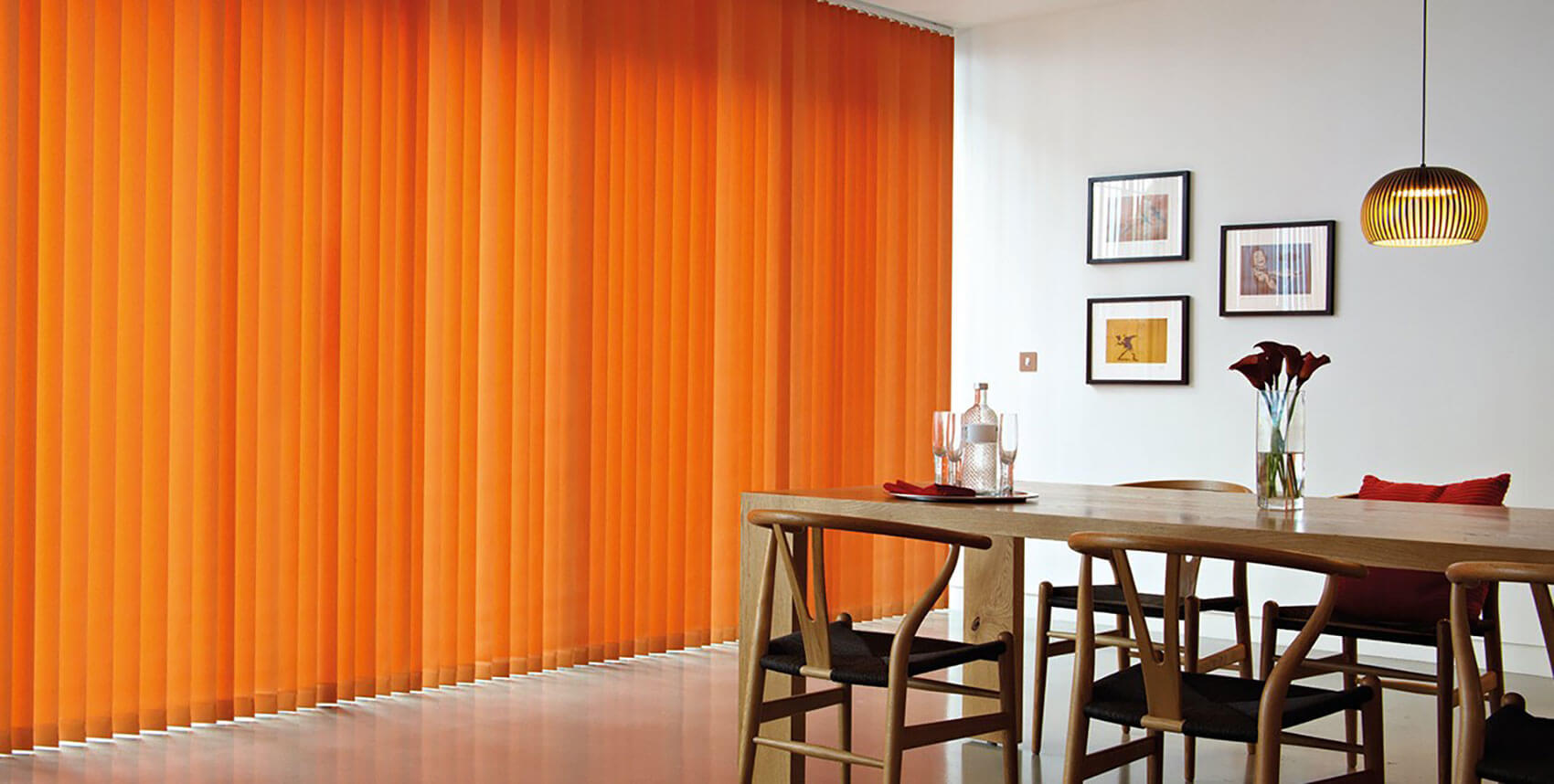 Splash Tango | Vertical Blind