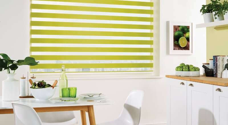 Capri Paradise Green | Vision Blinds