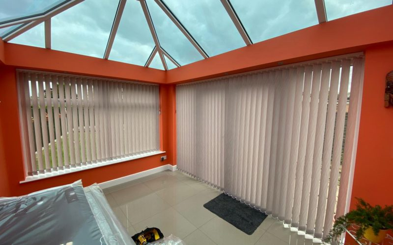 Vertical blinds Stafford
